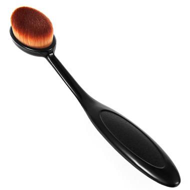 Zoe Ayla Luxurious Oval Shaped Contour Brush