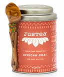 JusTea Loose Leaf Black Tea African Chai