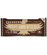 Thunderbird Real Food Bars Chocolate Almond Butter Sea Salt