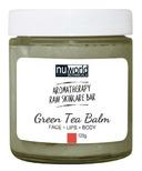 Nuworld Botanicals The Blending Bar Cold-Pressed Whipped Green Tea Balm