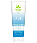 Nature's Gate 3 in 1 Shampoo, Conditioner & Body Wash Fresh Scented