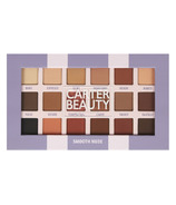 Carter Beauty Smooth Nude 18 Shade Eyeshadow Palette