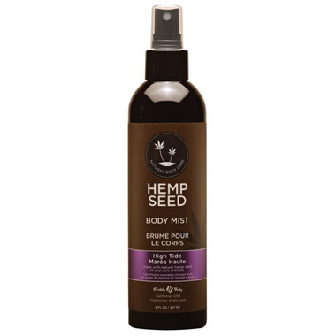Earthly Body Hemp Seed Body Mist High Tide