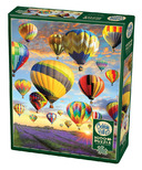 Cobblehill Hot Air Balloons Puzzle