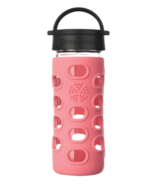 Lifefactory Classic Cap Bottle Coral