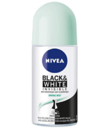 Nivea Black & White 48H Protection Roll-On Anti-Perspirant Spring Mist