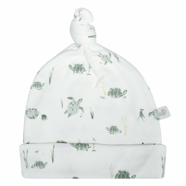Perlimpinpin Bamboo Knotted Hat Turtles
