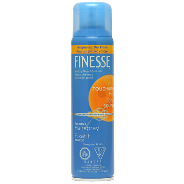 Finesse Flexible Hold Aerosol Hairspray