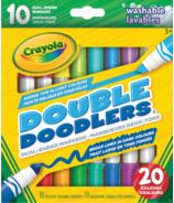 Crayola marqueurs lavables double extrémité Double Doodlers