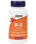 NOW Foods Vitamin B-2 Riboflavin 100 mg