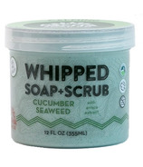 Pacha Soap Whipped Soap Cucumber Seaweed