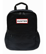 Hunter Boots Original Nylon Backpack Black
