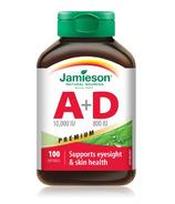 Jamieson Vitamine A et D Fortifiée