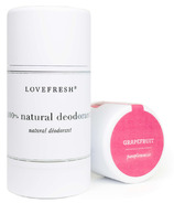 LOVEFRESH Grapefruit Natural Cream Deodorant Stick