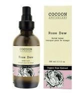 Tonique Visage Rose Rosée Cocoon Apothecary