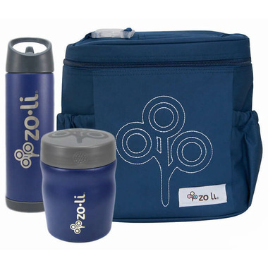 Zoli Lunch Kit Navy