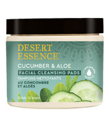Desert Essence Cucumber & Aloe Cleansing Pads