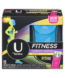 U by Kotex Fitness Compact Applicator