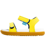 Native Charley Youth Crayon Yellow & Shell White