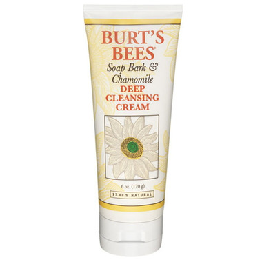 Burt\'s Bees Soap Bark & Chamomile Deep Cleansing Cream