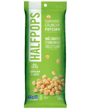 Halfpops Curiously Crunchy Popcorn Dill Pickle