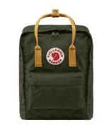 Fjallraven Kanken Backpack Deep Forest/Acorn