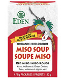 Eden Organic Instant Red Miso Soup