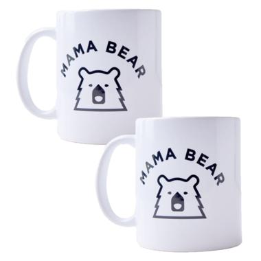 North Standard Trading Post Mama Bear Mug Bundle
