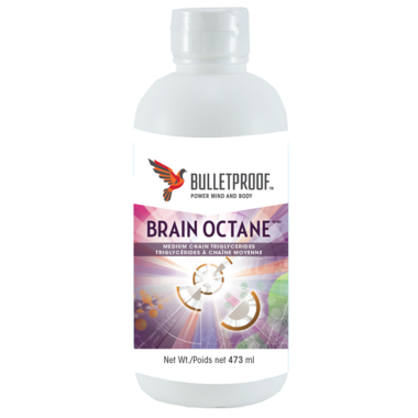 Bulletproof Brain Octane Medium Chain Trigylcerides