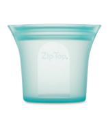 Zip Top Short Cup Teal