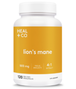 HEAL + CO. Lion's Mane