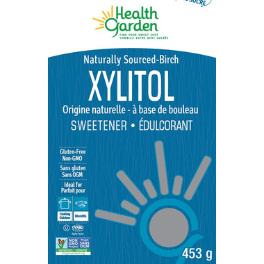 Health Garden Naturally Sourced Birch Xylitol Sweetener