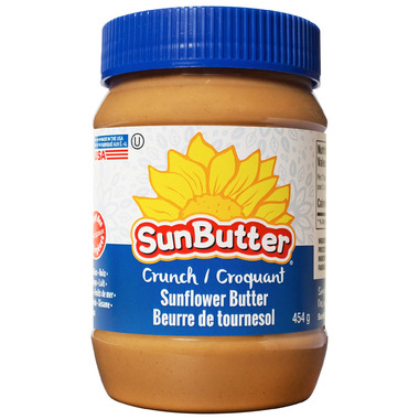 Sunbutter Original Crunch Sunflower Seed Spread