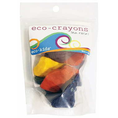 Eco-Kids Eco-Crayons Sea Rocks