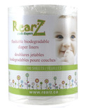 RearZ Flushable Biodegradable Diaper Liners