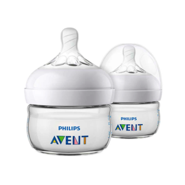 Philips AVENT Natural Newborn 2oz Bottle