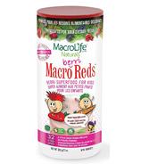 MacroLife Naturals Jr. Macro Berri pour les enfants