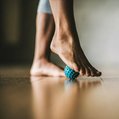 Gaiam Restore Ultimate Foot Massager