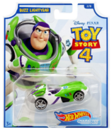Hot Wheels Toy Story 4 Character Buzz