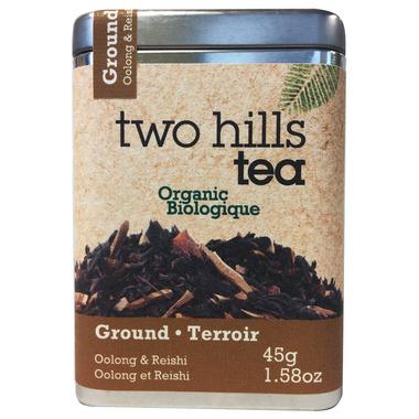 Two Hills Tea Ground Oolong & Reishi Tea