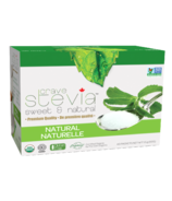 Crave Stevia Sweet and Natural Stevia Natural Packets