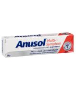Anusol Multi-Symptom Hemorrhoidal Ointment
