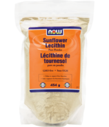 NOW Foods Non-GMO Sunflower Lecithin Powder