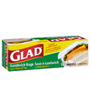 Glad Fold-Top Sandwich Bags