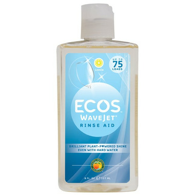 Earth Friendly Products ECOS Wave Jet Rinse Aid