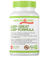 Healthology SLEEP-GREAT Sleep Formula