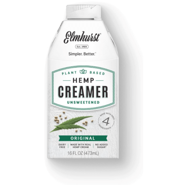 Elmhurst Hemp Creamer Original