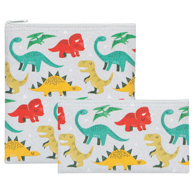 Now Designs Snack Bags Dandy Dinos