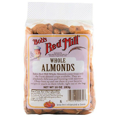 Bob\'s Red Mill Whole Almonds