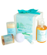 Rocky Mountain Soap Co. Vanilla Candy Cane Gift Set